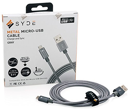 SYDE METAL Micro Cable Military Grade product image