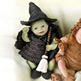 Ashton Drake Doll Wicked Witch - by Artist Tina Kewey