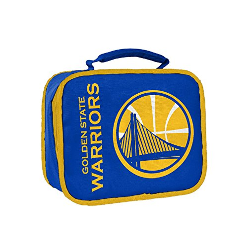 The Northwest Company Officially Licensed NBA Golden State Warriors Sacked Lunch Cooler -