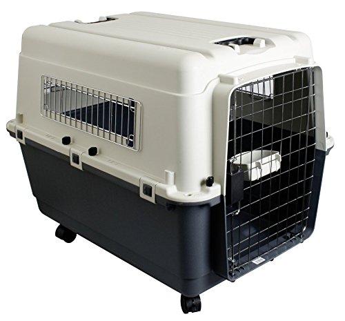Transportbox–in Übereinstimmung mit IATA Anforderungen für den Transport Lebender Tiere