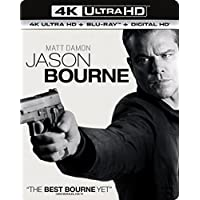 Deals on Jason Bourne 4K UHD Movies