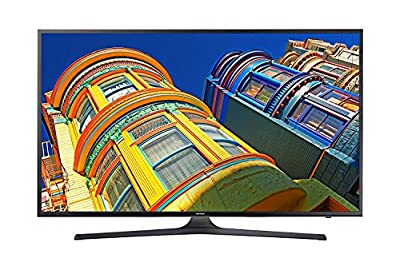 Samsung UN55KU6290 55-Inch 4K Ultra HD Smart LED TV (2016 Model) (Certified Refurbished)