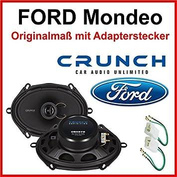 Ford Mondeo Lautsprecher Vordertüren Oder Hintertüren Elektronik