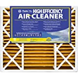 20x25x5, Percisionaire Air Cleaners High Efficiency Merv 11, 82755.052025, Pack2