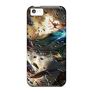 TYHde Protection Case For ipod Touch4 / Case Cover For ipod(sorcerer) ending