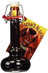 Satan\'s Blood Hot Sauce, 1.35 Ounce
