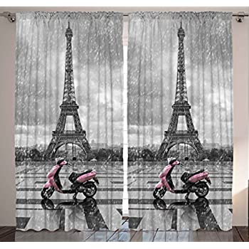 Amazon.Com: Eiffel Tower Paris Decor For Bedroom Digital Print