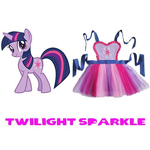 Vestire Traindrops Little Costume Grembiule Pony Tutu My qt8SO