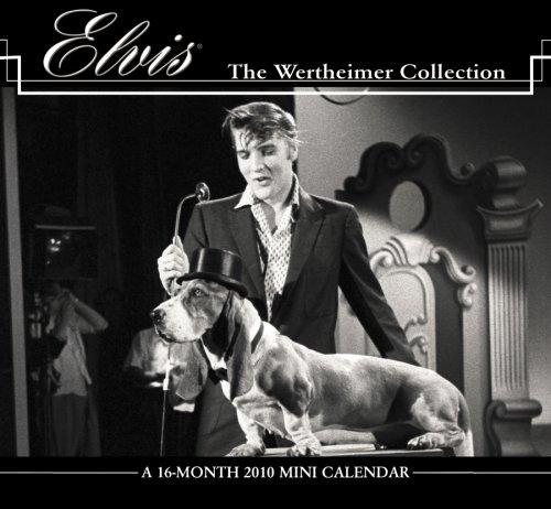 Elvis 2010 Mini Calendar 2010 Mini Calendar