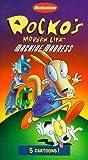 Rocko's Modern Life: Machine Madness [VHS]