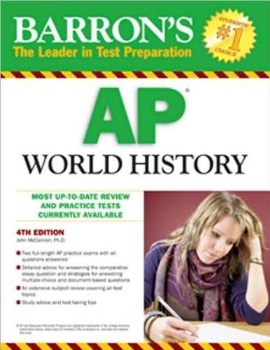 Ap World History 2010 Q3