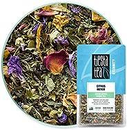 Tiesta Tea - Citrus Detox, Loose Leaf Ginger Citrus Herbal Tea, High Caffeine, Hot & Iced Tea, 1.2 oz Pouc