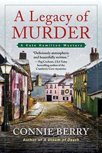 Image of A Legacy of Murder: A Kate Hamilton Mystery