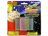 Bulk Buys PA015 Relighting Birthday Candles Case of 144