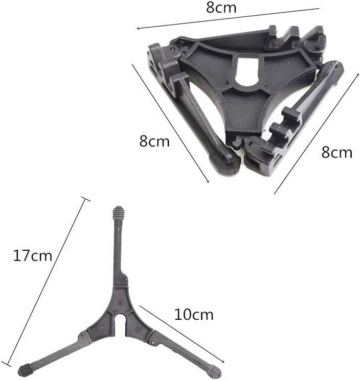 7pcs Camping Cookware Stove Canister Stand Tripod Folding Spork Carabiner Set Outdoor Camping Hiking Backpacking Non-Stick Cooking Non-Stick Picnic Spoon
