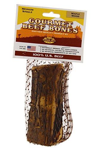 - Venison Joe'S Medium Maple Smoked Beef Bone, Single