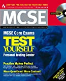 MCSE Core Exams Test Yourself Personal Testing Center, Robin Osborne, 0072119268