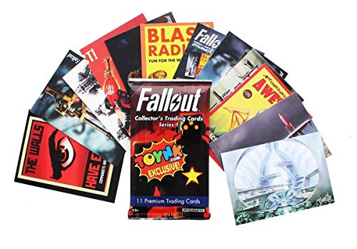 Fallout Exclusive Collector's Merchandise Series 1 Trading Card Pack with Exclusive VIP Special Edition Card