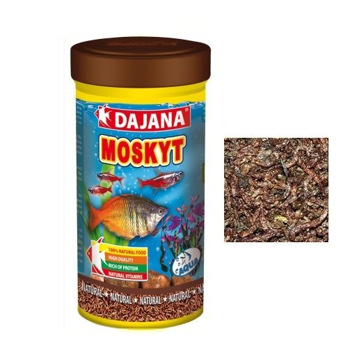 Dajana moskyt mangime naturale larve di chironomus for Prezzo tartarughe