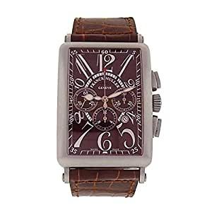 Franck Muller Long Island automatic-self-wind mens Watch 1200 CC AT (Certified Pre-owned)