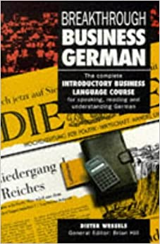 Book Breakthrough Business German