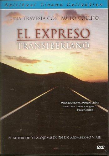 Paulo Coelho: Trans-Siberian Express (El Expreso Transiberiano) [*Ntsc/region 0 Dvd. Import-latin America]