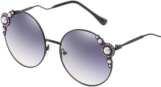 Sunglasses For Women Polarized UV Protection REYO Fashion Unisex Vintage Small Frame Sunglasses Glasses Eyewear