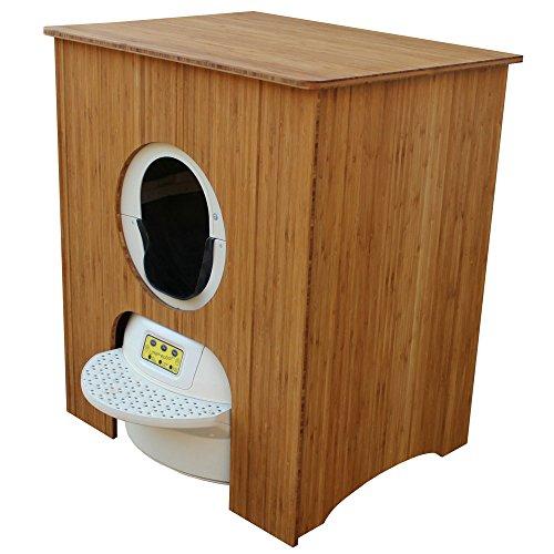Concealer Cabinet for Litter Robot-II (not Open-Air), Bam...