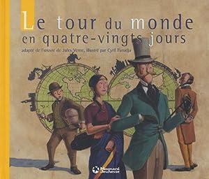 """Afficher """"Tour du monde en quatre-vingts jours (Le)"""""""