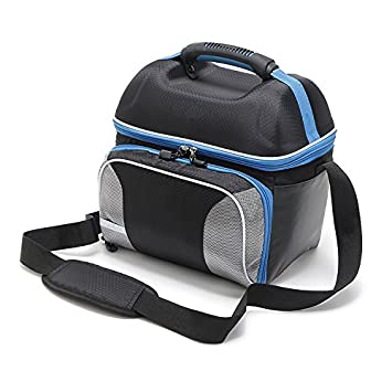 8d071cd51f37 Amazon.com - Izzy and Hop Large Capacity Insulated Thermal Lunch Bag ...