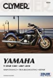 Yamaha V-Star 1300 2007-2010 (Clymer Motorcycle Repair)