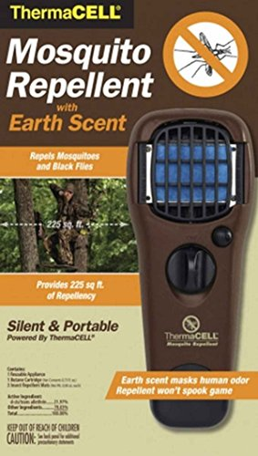 (Thermacell Repellent W/earth Scent Refill Combo Pk MRVPBJEE1)