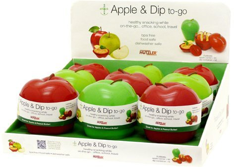 Hutzler Apple & Dip To-Go Size Ea