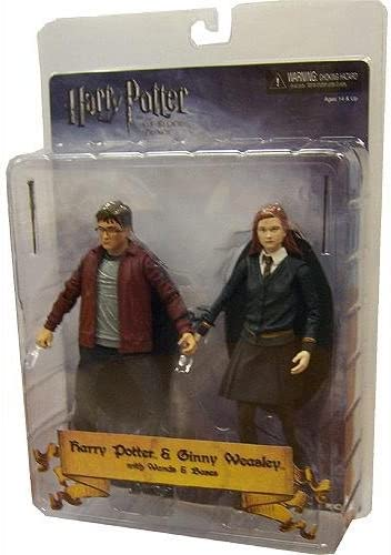 Harry Potter Series 1 Deathly Hollows Hermione Granger 7-Inch Action Figure