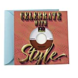 Hallmark Birthday Greeting Card with Vinyl