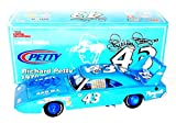 2X AUTOGRAPHED 1970 Richard Petty & Dale Inman #43 STP PLYMOUTH SUPER BIRD (Petty Enterprises) Racing Champions Extremely Rare Dual Signed 1/24 NASCAR Diecast Car with COA (#0781 of only 1,002 produced!)