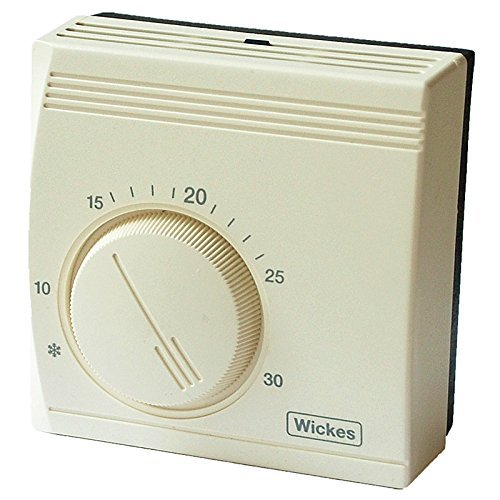 Wickes universal standard room thermostat energy saving mechanical wickes universal standard room thermostat energy saving mechanical temperature control mounting plate included amazon kitchen home cheapraybanclubmaster Choice Image