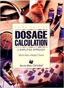 Descargar Libros En Ebook Dosage Calculations: A Simplified Approach Formato PDF