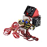 Aibecy Upgrade Dual Extruder Parts for ZONESTAR 3D Printer DIY Kit P802Q Two Color Printing