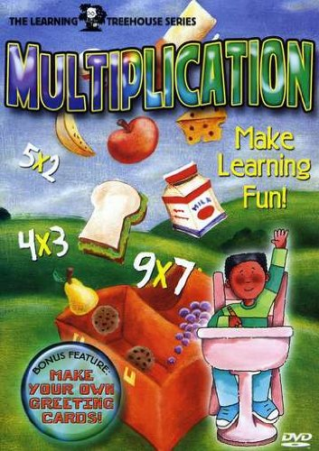 kids math dvd - 9