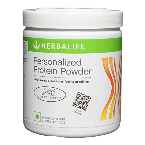 Herbalife Personalized Protein Powder - 400 grams for Weight Loss Veg Dietary Supplement (PPP) Unisex by Herbalife