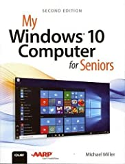 My Microsoft® Windows® 10 Computer for Seniors is an easy, full-color tutorial on the latest operating system from Microsoft.   Veteran author Michael Miller is known for his ability to explain complex topics to everyday readers.Michael wro...