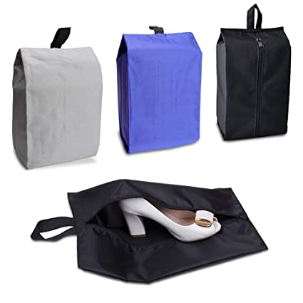 tuipong Juego de 3 portátil de viaje bolsa para zapatos ...