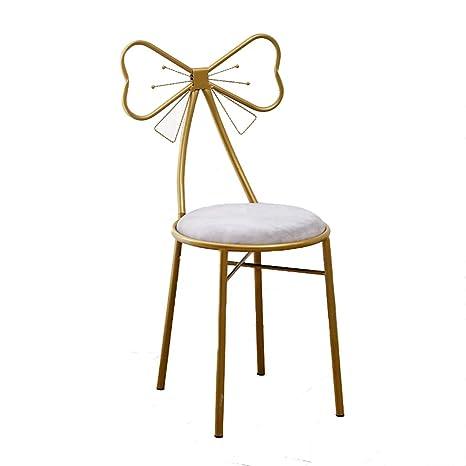 Amazon.com: JHSLXD - Tocador de dormitorio, silla de ...