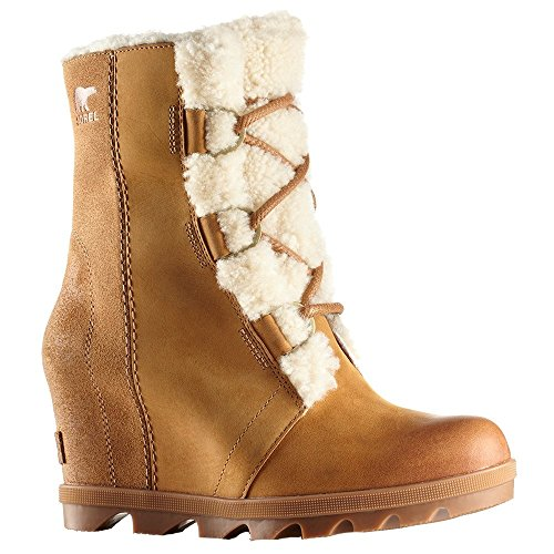 Joan Arctic Camel Sorel Ii Wedge Boots Brown Of f4F46qxA