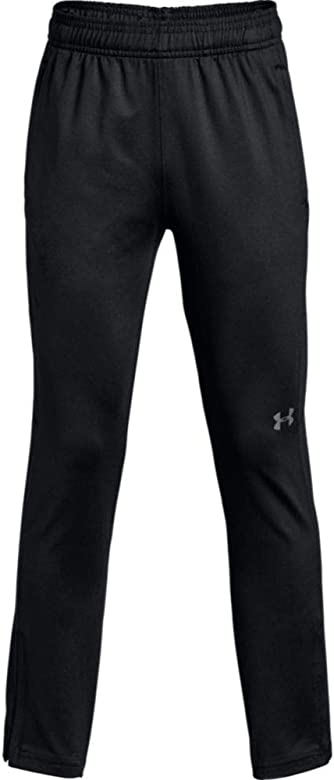 Under Armour Y Challenger Ii Knit Warm-Up Boys Training Suit Black // Graphite 001 Youth X-Small