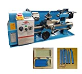Metal Lathe - SUMORE 7x12 inch Mini Metal Lathe Machine SP2102+