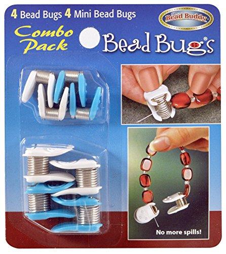Bead Buddy BBY20111 8 Piece Bead Bug Combo Pack
