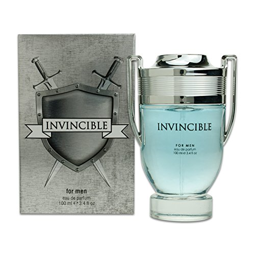 Invincible for Men - Eau De Parfum - 3.4 Fl. Oz. Cologne by Sandora