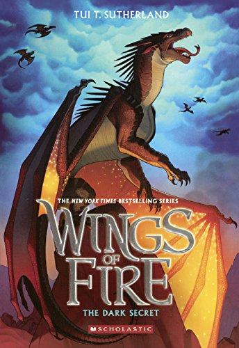 Download The Dark Secret (Turtleback School & Library Binding Edition) (Wings of Fire) pdf epub